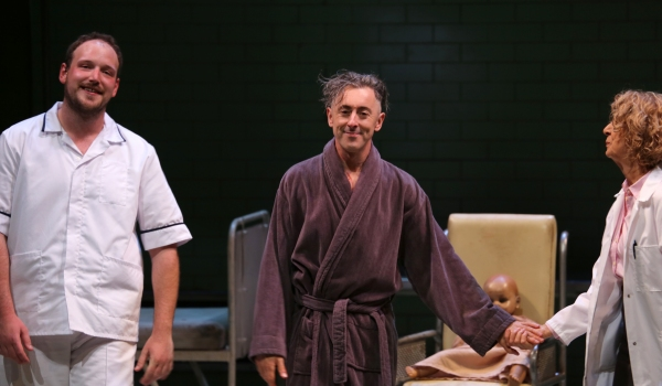 Photo Coverage: Opening Night Curtain Call for MACBETH Starring Alan Cumming!