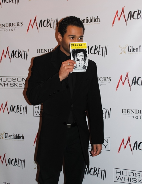Photo Coverage: Alan Cumming & MACBETH Cast Celebrate Opening Night!