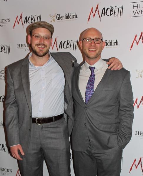 Brendan Titley and Andrew Goldberg