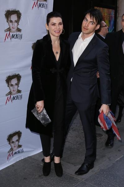 Julianna Margulies, & Keith Lieberthal