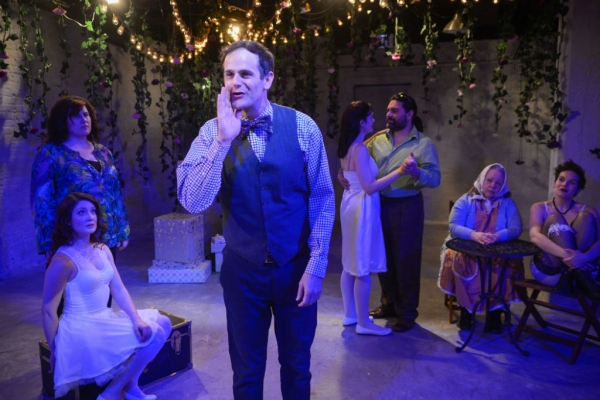 Photos: First Look at Michaela Petro, Stacy Stoltz and More in Strawdog's BIG LOVE