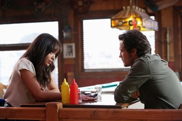 Ashley MadekwE, Nick Wechsler