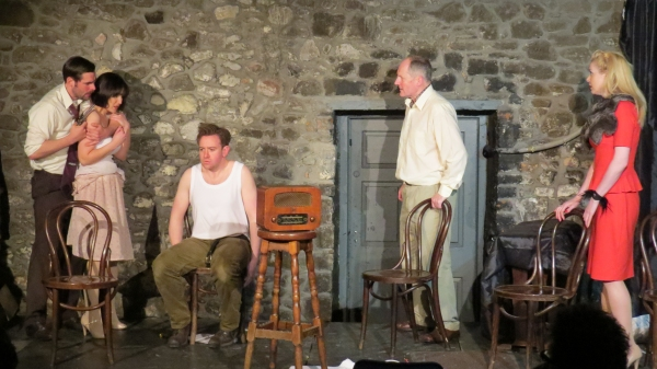 Photo Flash: First Look at IT CAME FROM MARS at The Break-Away Project