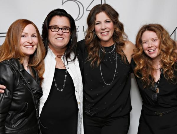 Michelle Rounds, Rosie O'Donnell, Natasha Lyonne, Rita Wilson