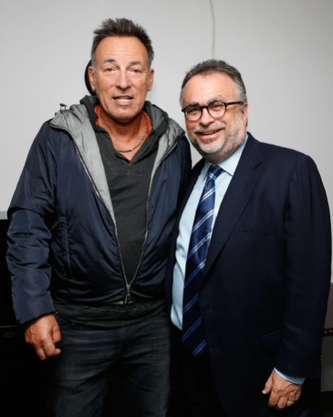 Bruce Springsteen, Richard Frankel