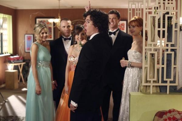Brittany Ross, JOHN GAMMON, NATALIE LANDER, Charlie McDermott, BEAU WIRICK, GALADRIEL Photo