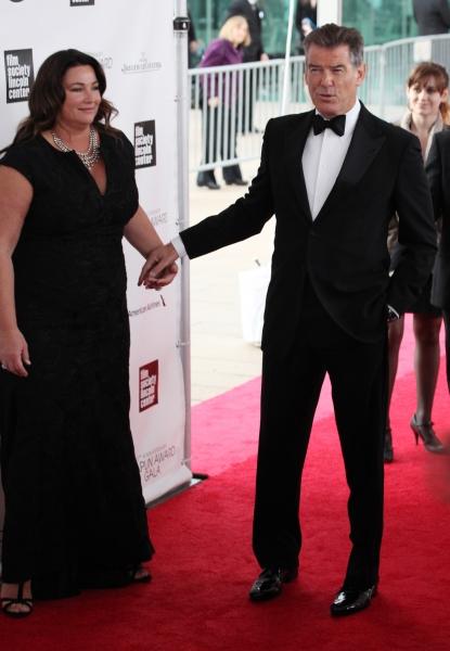 Keely Shaye Smith &  Pierce Brosnan Photo