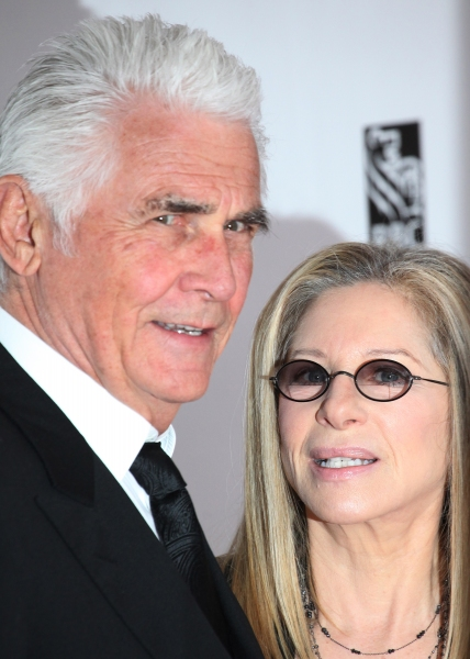 James Brolin & Barbra Streisand