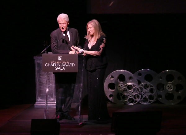 Photo Coverage: The Film Society of Lincoln Center Honors Barbra Streisand With the Chaplin Award