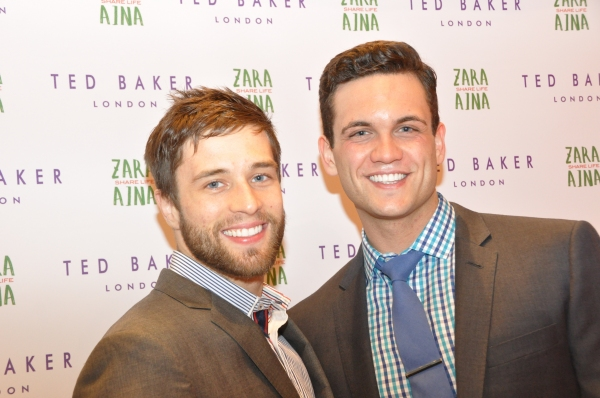 Photo Coverage: Nina Arianda, Lilla Crawford & More Gather to Support Zara Aina