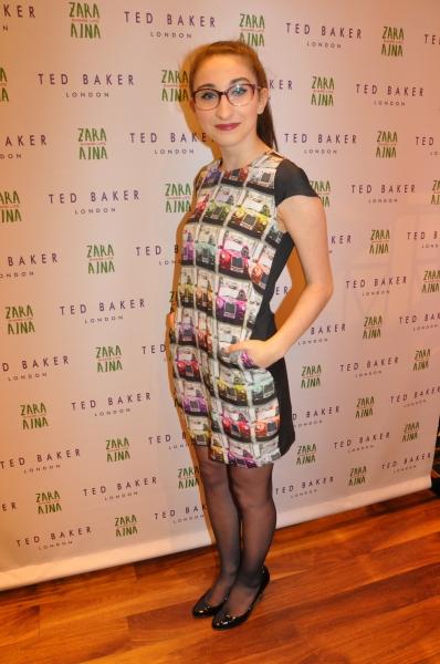 Photo Coverage: Nina Arianda, Lilla Crawford & More Gather to Support Zara Aina