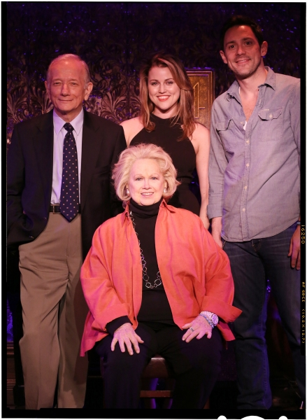 FREEZE FRAME: Jonathan Tunick, Rebecca Faulkenberry, Barbara Cook & Steve Kazee Preview 54 Below Shows!