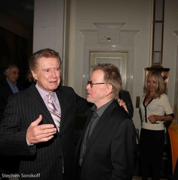 Regis Philbin & Paul Williams