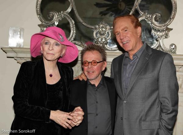 Judy Collins, Paul Williams, Alan Kalter