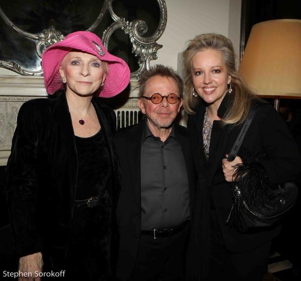 Judy Collins, Paul Williams, Stacy Sullivan