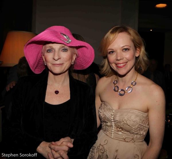 Judy Collins & Emily Bergl