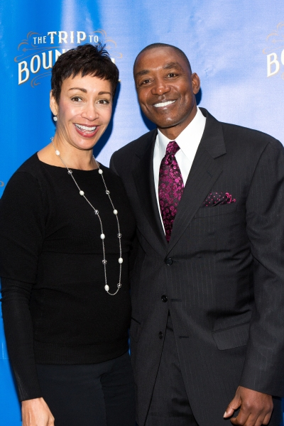 Photo Coverage: Inside THE TRIP TO BOUNTIFUL's Opening Night Theatre Arrivals!