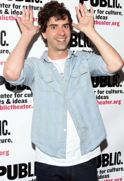 Photo Coverage: Inside Opening Night of Public Theater's HERE LIES LOVE