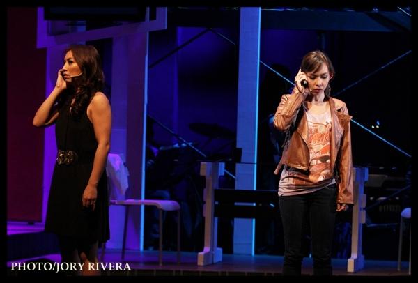 Caisa Borromeo, Kyla Rivera