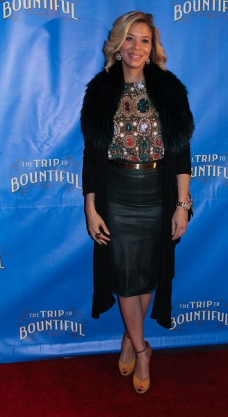 Photo Coverage: Inside THE TRIP TO BOUNTIFUL's Opening Night Party!