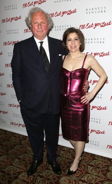 Graydon Carter & Arielle Tepper Madover