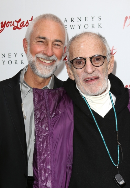 David Webster & Larry Kramer