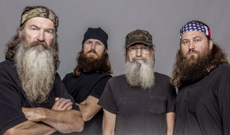 duck dynasty family members without beards duck dynasty family Quotes