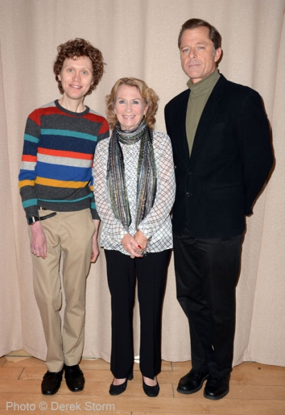Photo Flash: Juliet Mills, Maxwell Caulfield and More Set for 'OH DAD, POOR DAD' Reading