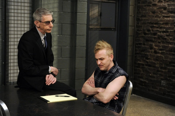 Richard Belzer, Robin Lord Taylor