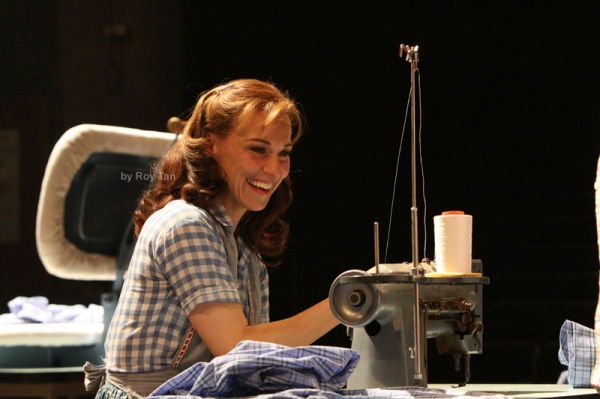 Photos: First Look at THE PAJAMA GAME at Chichester Festival