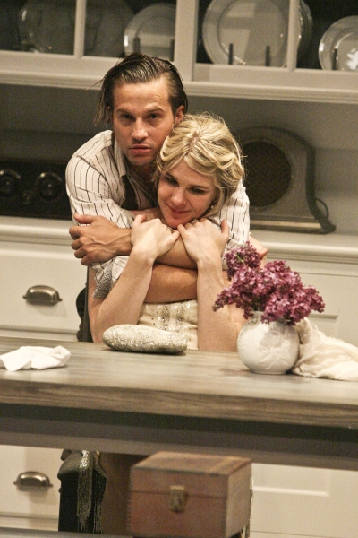 Photo Flash: First Look at Lily Rabe, Laura Heisler and More in MISS JULIE at Geffen Playhouse