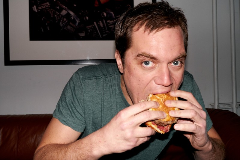 Michael Shannon In New Terry Richardson Photo Shoot