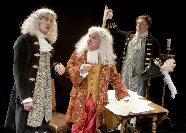 Photos: Sneak Peek at Taproot Theatre's BACH AT LEIPZIG