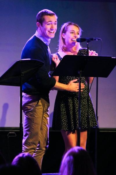 Ryan Speakman and Danielle Gimbal