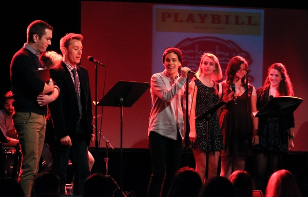 Ryan Speakman, Christopher Ketner, Taylor Trensch, Danielle Gimbal, Amanda Michelle Savan, and Monet Julia Sabel