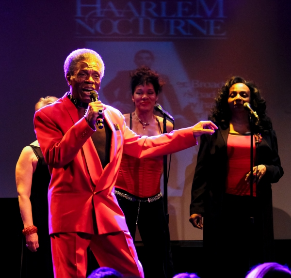 Andre DeShields, Marlene Danielle and Freida Williams