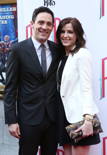 Photo Coverage: From Ben Vereen to Ricky Martin, It's the Opening Night Red Carpet for PIPPIN!