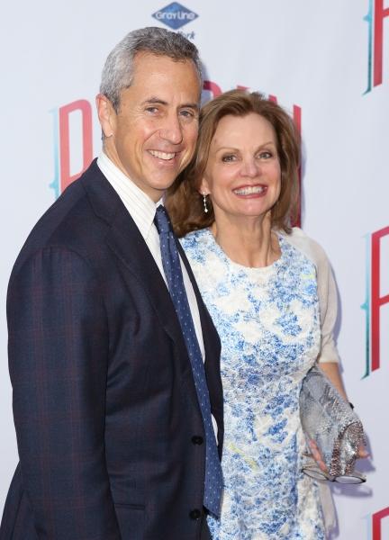 Danny Meyer & wife Audrey Heffernan