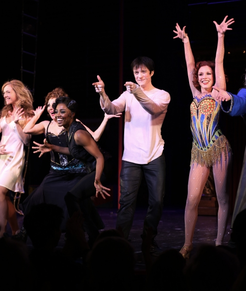 Photo Coverage: Spread a Little Sunshine with PIPPIN's Magical Opening Night Curtain Call!