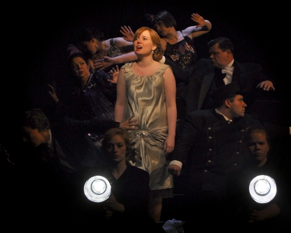 Photo Flash: First Look at Circle Theatre's DEATH TAKES A HOLIDAY