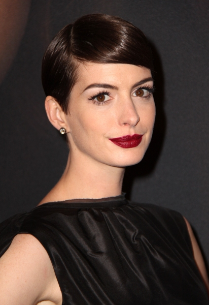 Anne Hathaway to Star in New Rock Indie
