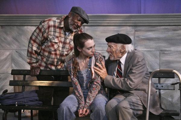 Carl Crudup, Melissa Collins, Jack Axelrod.