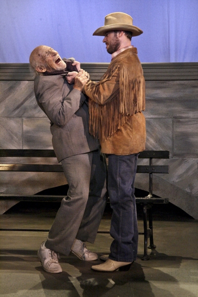 BWW Reviews:  I'M NOT RAPPAPORT Shares the Importance of Laughter and Friendship