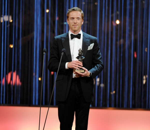 Presenter Damian Lewis