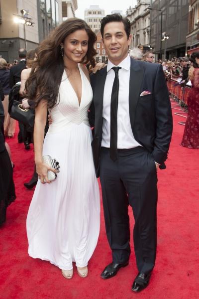 Natalia Chuvin and Adam Garcia