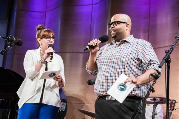 Jessica Ryan and Jermaine Blackwell Photo