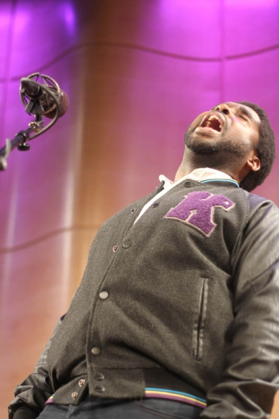 Photos: HANDS ON A HARDBODY's Allison Case, Jay Armstrong Johnson and More at broadwayUNLOCKED