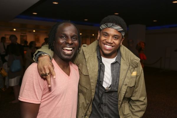 Gelan Lambert and Tristan Wilds