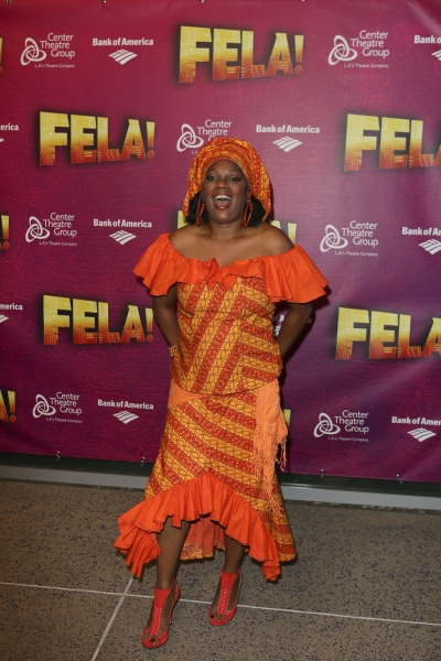 Photos: Michelle Williams and More Celebrate FELA's Opening in LA