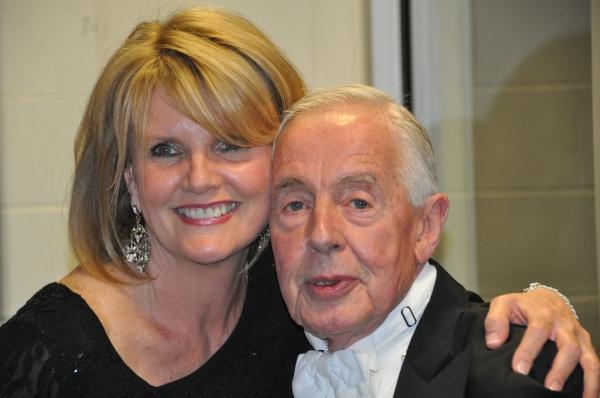 Ann DeKorte and Patrick Healy